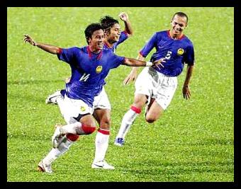 Malaysia beat Singapore3-1